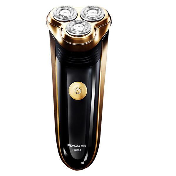 Same Day Hair Razor Fs360 Man Intelligence Charging Type Razor Motor-driven Beard