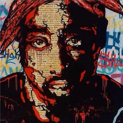 alec monopoly urban art portrait oil painting hand painted & hd print wall art home decor on canvas.multi sizes g208