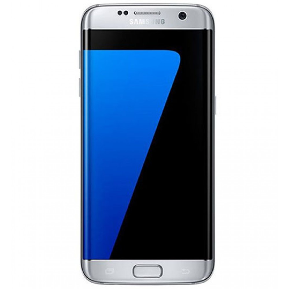 Samsung Galaxy S7 Edge 32GB Silver- GSM Unlocked