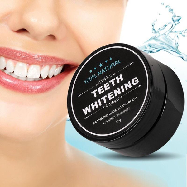new teeth whitening powder nature bamboo activated charcoal smile powder decontamination tooth yellow stain bamboo toothpaste oral care
