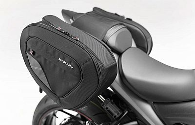 SW-Motech Suzuki GSX-S1000, Blaze High saddlebags/support arms