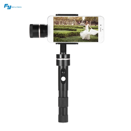Feiyu Tech Newest G4 Pro 3 Axis Brushless Motor Handheld Gimbal Smartphone Stabilizer