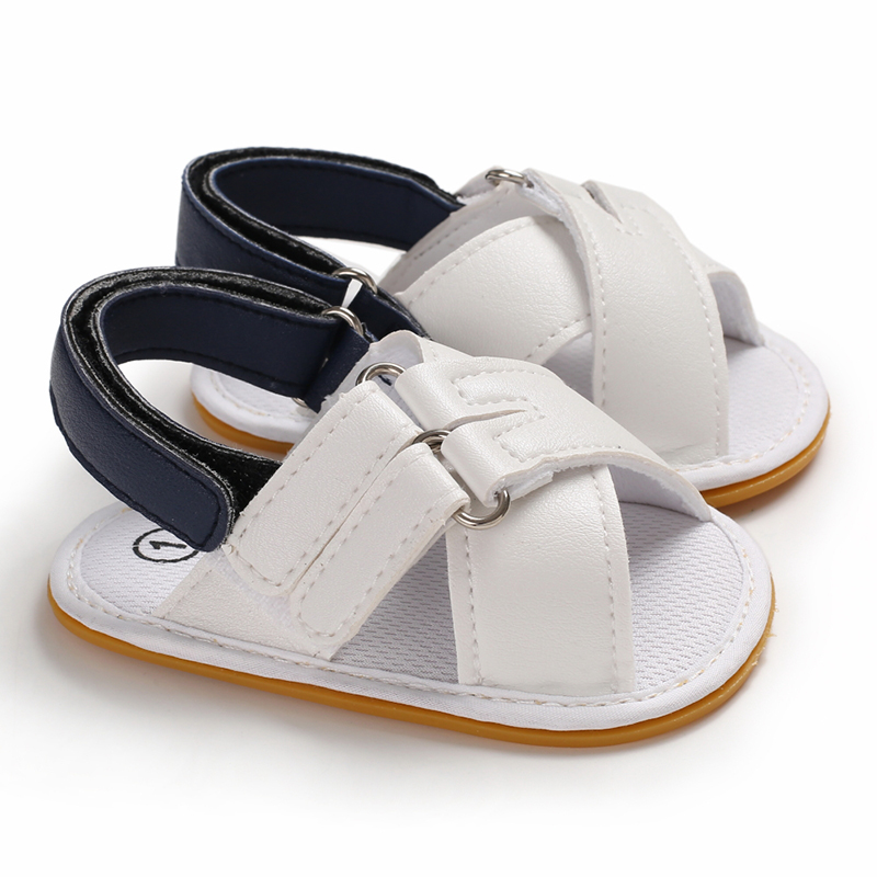 Baby / Toddler Colorblock Antiskid Sandals